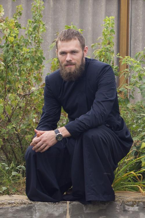 Иконописец Константин Антонов
