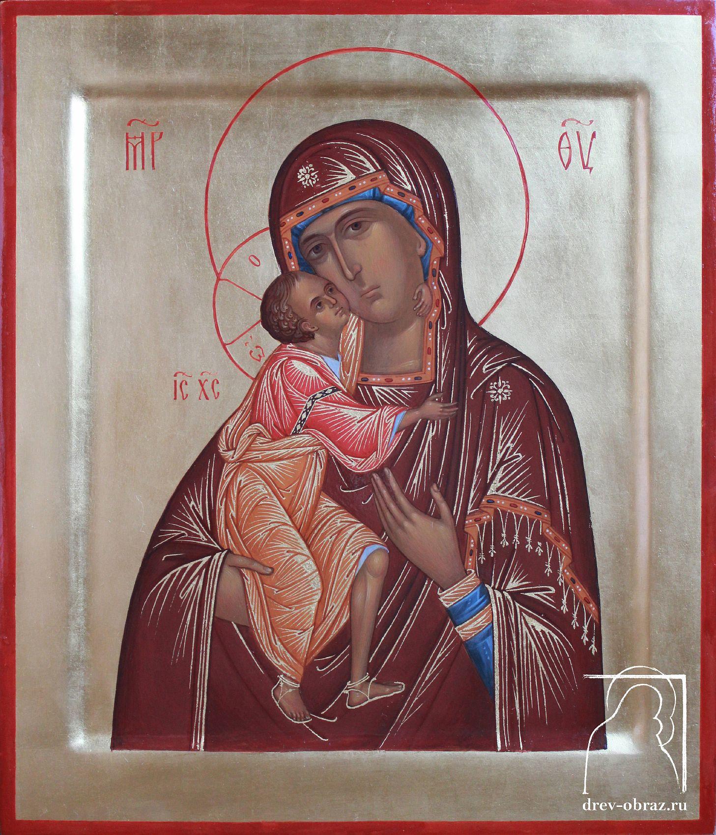 Заказать икону Богородицы 4850