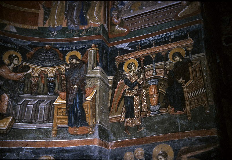 Благовещение. Македония. Марков монастырь