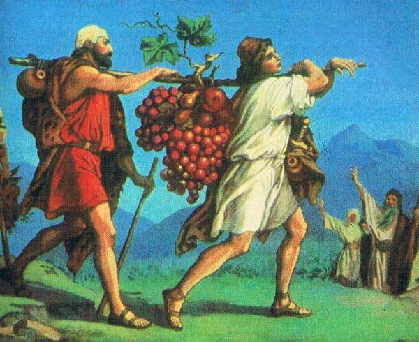 Соглядатаи Исуса Навина