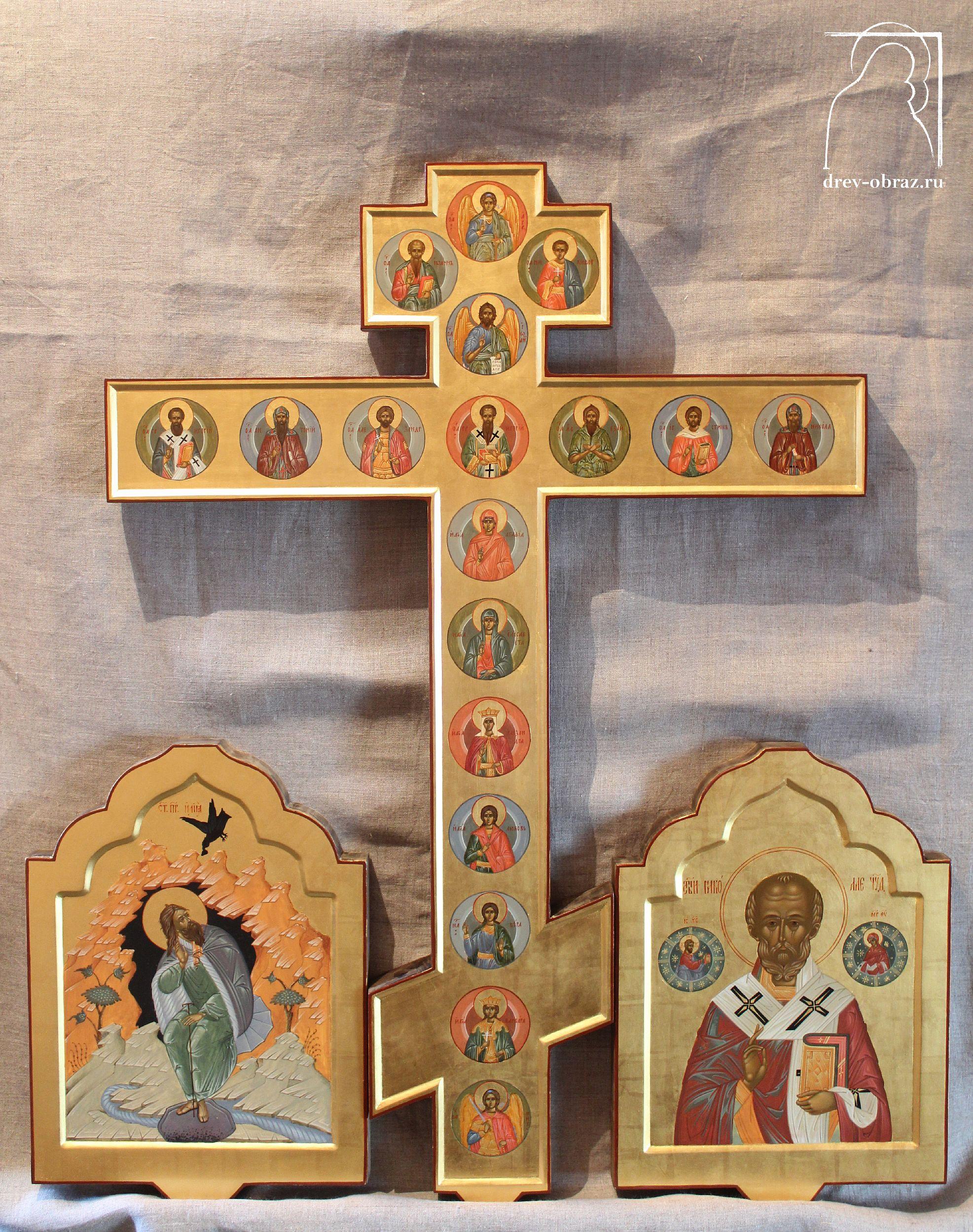 Заказать запрестольный крест