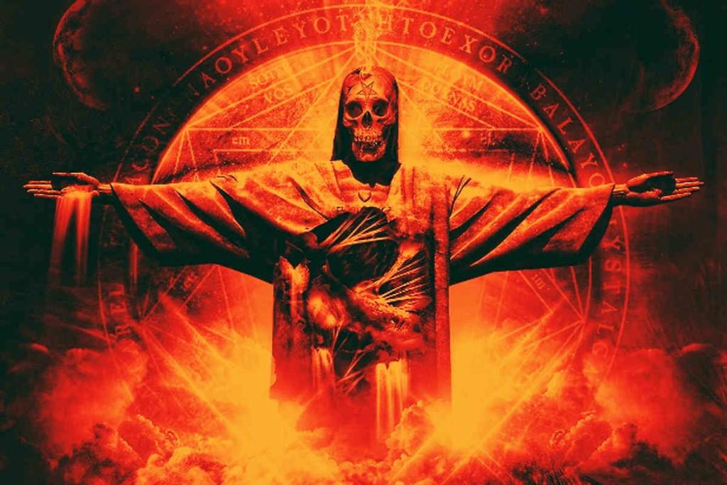 антихрист плоская земля