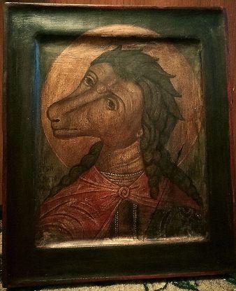 икона христофора