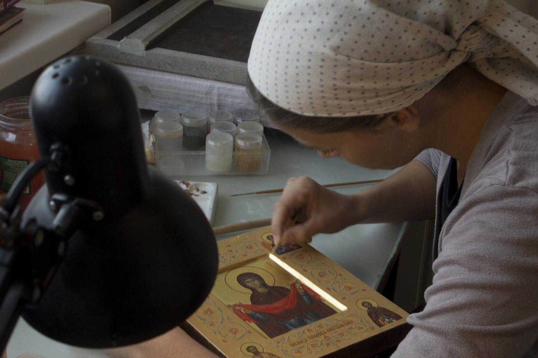 иконописная мастерская