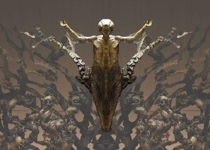 Папский зал в Ватикане. Зал сатаны.